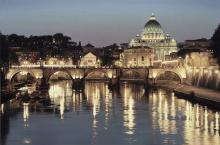 The Glory of San Pietro by Rod Chase - Full Image