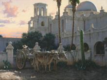 La Paloma Blanca by George Hallmark