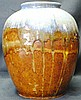 Large wonderful  pottery vase, not signed