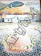 South African Paintings Watercolours Drawings:, Hardy Botha, Click for value