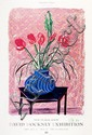 DAVID HOCKNEY - Color offset lithograph poster