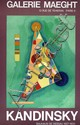 WASSILY KANDINSKY [AFTER] - Original color lithograph poster