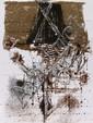 JOHNNY FRIEDLAENDER - Color lithograph
