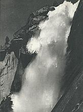 ANSEL ADAMS - Original vintage photogravure