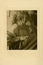 GEORGE H. SEELEY - Original vintage photogravure