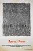 JASPER JOHNS - Color offset lithograph, Jasper Johns, $2,000