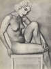 MAN RAY - Original vintage photogravure, Man Ray, $400