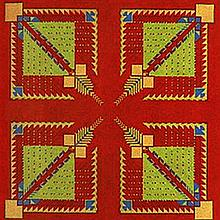 FRANK LLOYD WRIGHT/TALIESIN ARCHITECTS - Textile