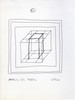 SOL LEWITT - Pen and ink drawing on paper, Sol LeWitt, $4,000