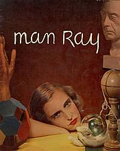 MAN RAY [after] - Original color photolithotype