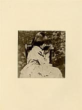 LEWIS CARROLL - Original photogravure