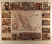 ANTONIO GARCIA CUBAS, [PUBLISHER] - Color chromolithograph