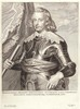 ANTHONY VAN DYCK [after] - Etching, Anthony van Dyck, $100