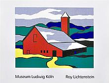 ROY LICHTENSTEIN - Color silkscreen