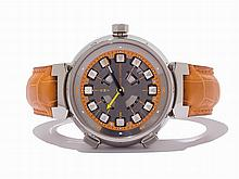 Louis Vuitton Tambour Spin Time GMT Only Watch 09, c.2009