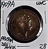 1909A Prussian Drei Mark UNC Sharp!!!