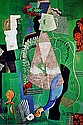Limited Edition Picasso - Portrait of a Young Girl - Collection Domaine Picasso