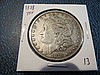 1878 7TF Morgan Silver Dollar