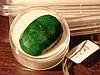 28.70CT brazil emerald raw untreated Oval Cut