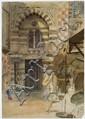 Edwin Lord Weeks - 'Arab Market'