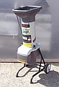 A Ryobi 'Mulch Maker 2HP' garden shredder, on