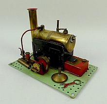 A Luton Bowman Model PW 203 Power Plus Steam
