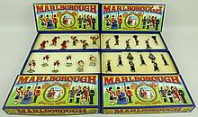 A group of Marlborough Collectors Models, boxed