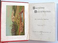 Palestine illustrated, London, 1888 276 p., w.