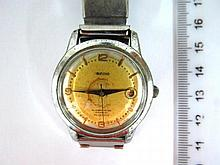 Man's wristwatch by Rado, mechanical with date,