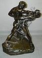 Jef Lambeaux bronze grouping