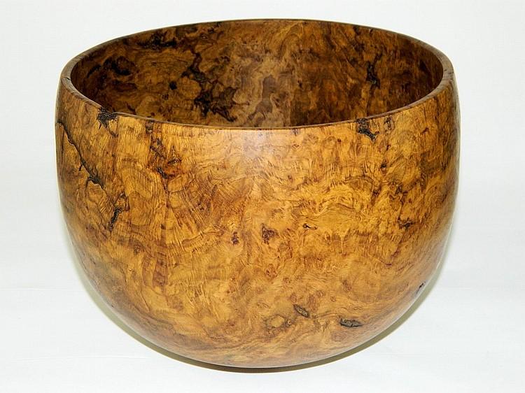 American Burl Bowl