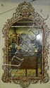 Carved Frame Mirror