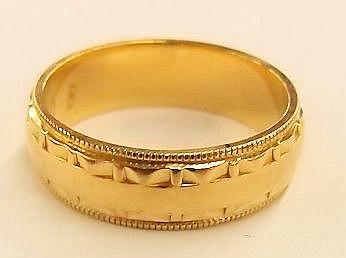 14K Gold Ring