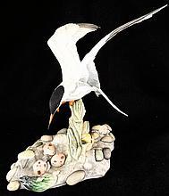 Boehm Limited Edition Bisque Bird Sculpture