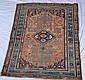 Antique hand made rug