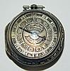 Ca. 1770 Wagstaffe Pocket Watch, fusee movement