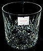 7 Waterford crystal glasses