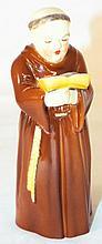 Royal Worcester Friar Figure