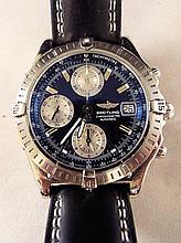 Breitling Chronometer Wrist Watch