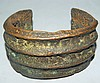 Antique Bronze Slave Bracelet