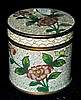 Cloisonne Trinket Box