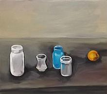 Oil on Canvas Still Life
