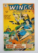 Wings Comics #105