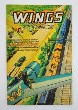 Wings Comics #68