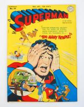 Superman Comics #55