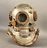 Morse diving helmet Philadelphia police