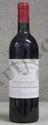 1 Bouteille  CHEVAL BLANC Etiquette très légèrement tachée.  Label lightly stained.  1986