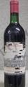 1 Bouteille  DOMAINE DE CHEVALIER Niveau bas goulot, étiquette tachée, légèrement fanée.  Level low neck, label stained, faded.  1964