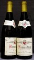 2 Bouteilles HERMITAGE BLANC - CHAVE 2007