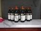12 Bouteilles MOUTON ROTHSCHILD Caisse bois d'origine ; 5 étiquettes très légèrement tachées ; niveaux : 5 bas goulot.  5 labels lightly stained, 5 level low neck.  1986
